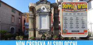 Il Gratta & Vinci vinto a Calvizzano - foto Domenico Rosiello, 'CalvizzanoNet & Dintorni'