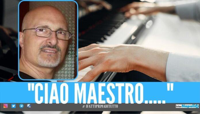 Gino Matrone maestro morto