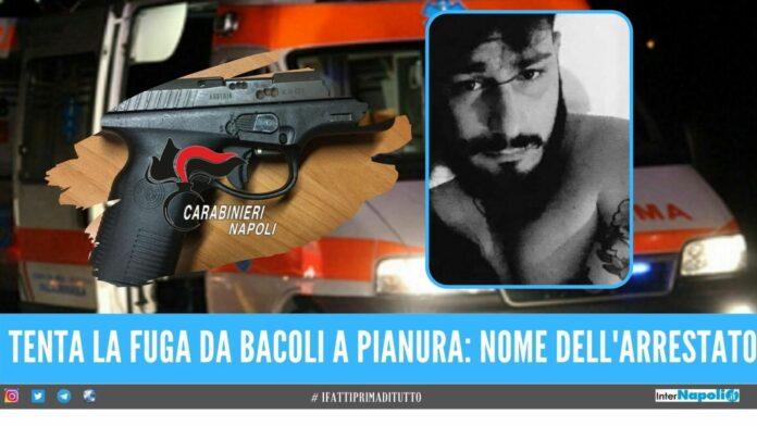 Girava con il colpo in canna, arrestato giovane vicino al gruppo Carillo