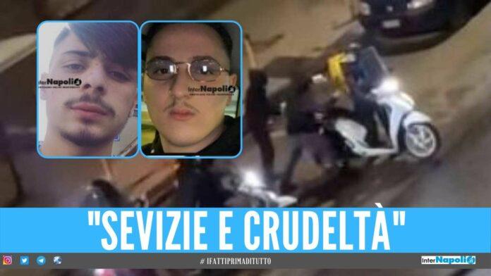 rider minorenni Il gup del Tribunale di Napoli Nord Antonino Santoro ha condannato a 10 anni di reclusione i due maggiorenti facenti
