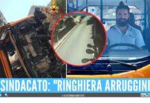 Incidente mortale a Capri, ipotesi elicottero per la rimozione del bus