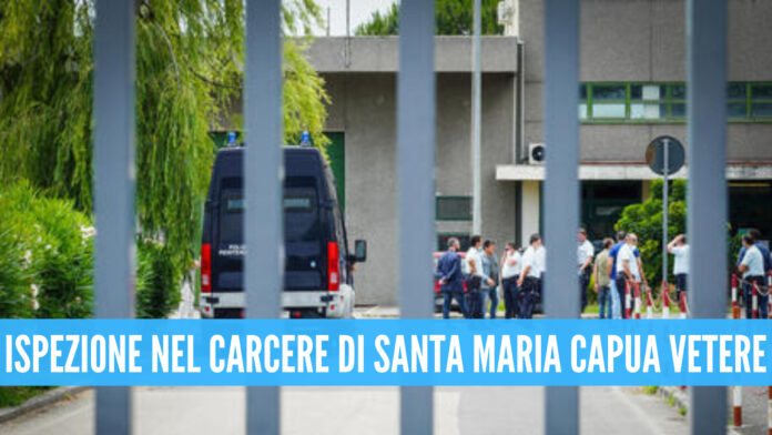 Carcere di Monza e Santa Maria Capua Vetere