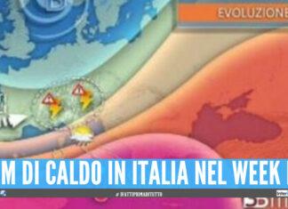 Meteo in Italia