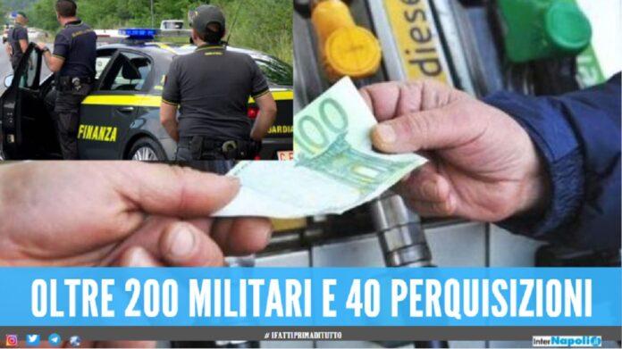 Carburante contraffatto