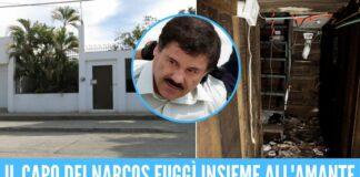 Nella lotteria messicana si vince la casa del Chapo, completa di tunnel e jacuzzi