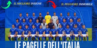 Il sogno dell'Italia continua, Barella e Insigne stendono il Belgio: le pagelle