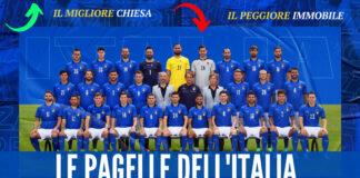 Il sogno continua, l'Italia batte la Spagna ai rigori e vola in finale: le pagelle