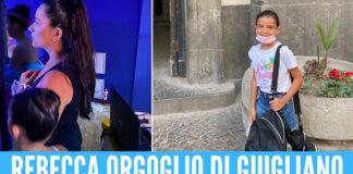 Rebecca Palma orgoglio di Giugliano, superata l'audizione al teatro San Carlo
