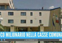 Sant'Antimo, il Comune è fallito ufficializzato dai commissari il dissesto finanziario
