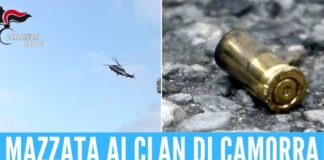 clan camorra Scoperta la verità sull'omicidio di camorra, i nomi dei 26 arrestati dei 2 clan