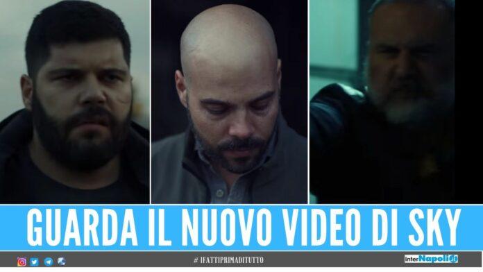 Sky pubblica il nuovo trailer di Gomorra 5 Chi ti tradisc' è n'amico Cirù