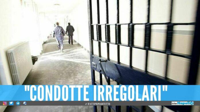 Sospesa la direttrice del carcere di Taranto, favoriva un detenuto mafioso