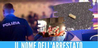 festeggiamenti Tenta di uccidere un poliziotto a Napoli, arrestato durante i festeggiamenti