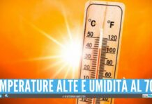 Tornano le ondate di calore in Campania, saranno 3 giorni 'infernali'
