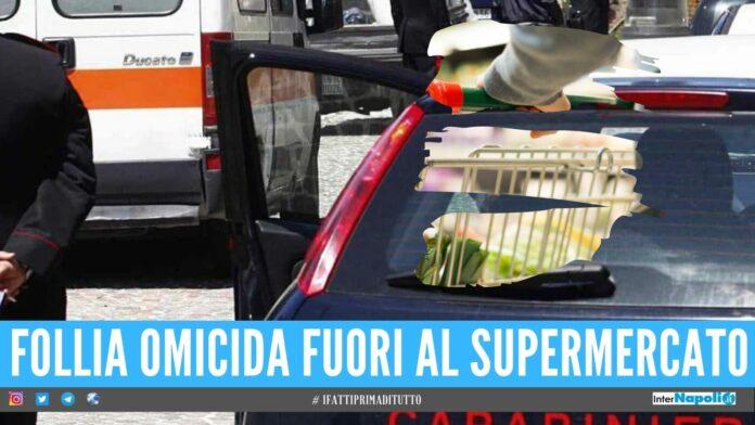 Vincenza uccisa nel parcheggio a Somma Vesuviana, il marito si è costituito