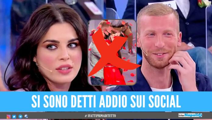 Alessio Ceniccola e Samantha Curcio si sono lasciati