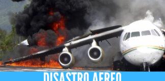 Aereo precipita dopo la partenza, morti tutti i passeggeri: c'era anche un bimbo