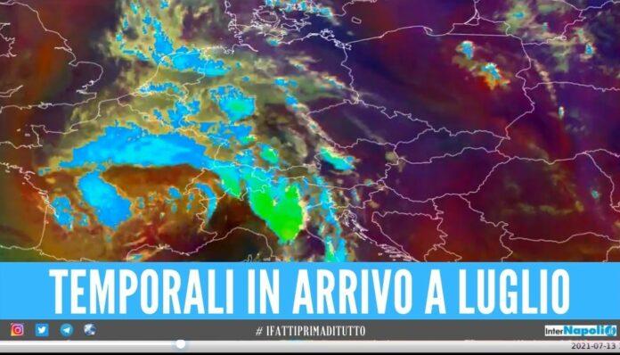 ciclone italia germania
