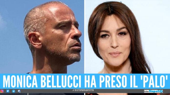Monica Bellucci Eros Ramazzotti