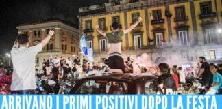 Cluster Covid dopo la festa per l'Italia