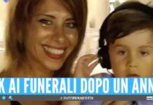 funerali gioele viviana