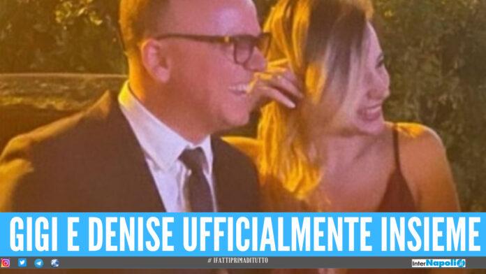Gigi D'Alessio Denise Esposito Lele Blade anna tatangelo