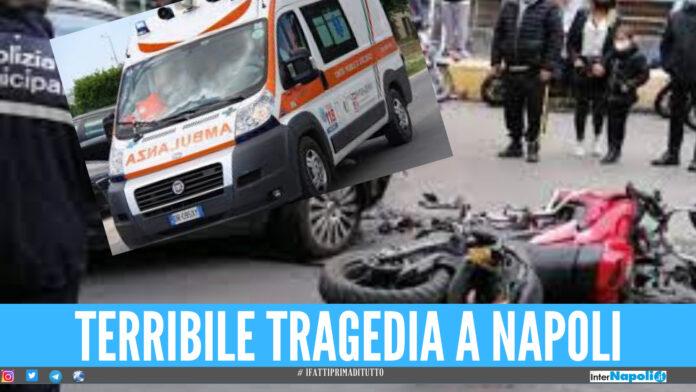 Due morti e 3 feriti a Napoli: chi sono le vittime del terribile incidente tra via Vespucci e via Marina