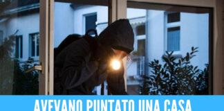 ladri d'appartamento
