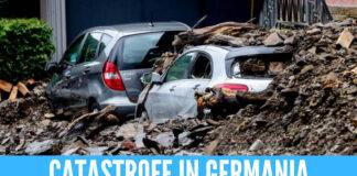 Catastrofe in Germania