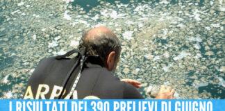 La qualità del mare in Campania