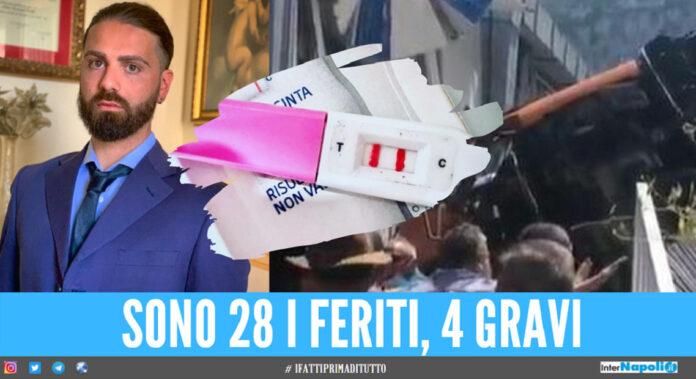 Tragedia Capri, la vittima è Emanuele Melillo