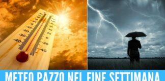 L'autunno arriva a Napoli, dal weekend pioggia e temporali: le previsioni meteo