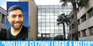 Luciano Mottola, candidato sindaco a Melito