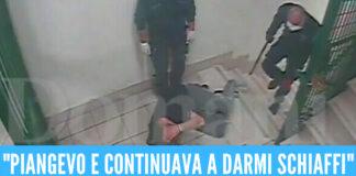 Violenze nel carcere Santa Maria Capua Vedere