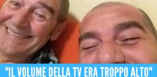 """Tragedia senza fine, Lorenzo uccide il papà con 4 coltellate: aveva il volume della tv troppo """"alto"""""""