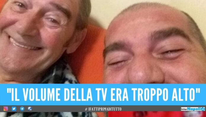 Tragedia senza fine, Lorenzo uccide il papà con 4 coltellate: aveva il volume della tv troppo