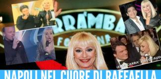 Raffaella Carrà Napoli