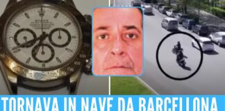 rapinarolex casoria renato musella arrestato banda