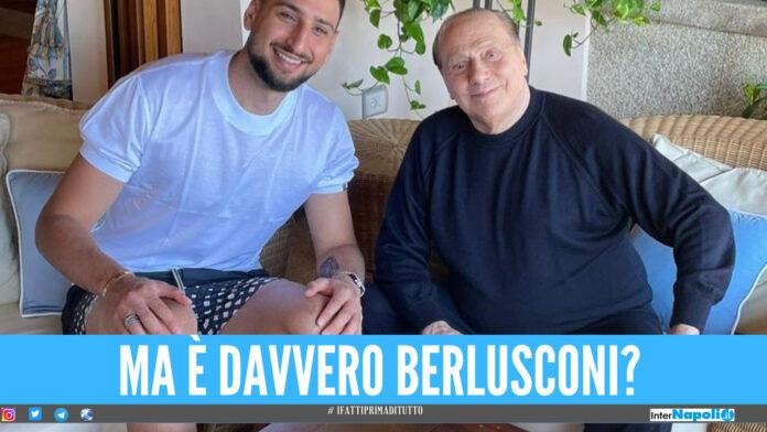 Berlusconi donnarumma