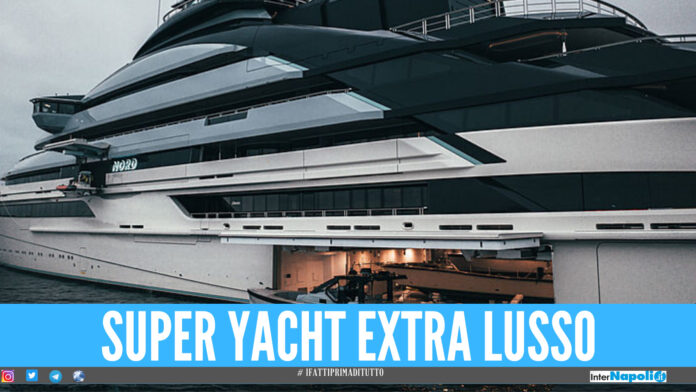 super yacht Nord