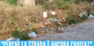 Tratto Via Camaldoli-Via Corigliano chiuso da 3 anni, i consiglieri di minoranza di Qualiano scrivono all'Amministrazione