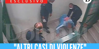 Violenze in carcere