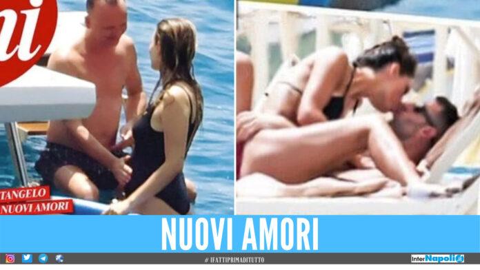 Anna Tatangelo Livio Cori