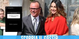Anna Tatangelo non chiude le porte a Gigi D'Alessio: «Volere è potere»