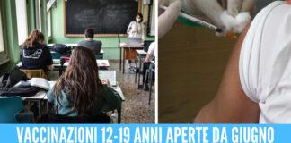 vaccino covid studenti