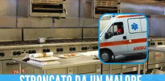 Lutto nel Napoletano, Francesco muore davanti ai colleghi: la tragedia durante il turno di lavoro