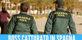 Camorra, catturato a Barcellona cape 'e bomb: il latitante del clan era insieme alla compagna