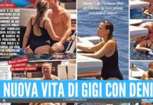 Denise Esposito e Gigi D'Alessio
