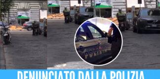 Napoli, postino getta le lettere invece che consegnarle.: «Ecco perchè la posta non arriva»