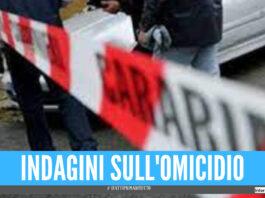 Ex maresciallo della Finanza ucciso nel Napoletano, esplosi 3 colpi di pistola dal killer